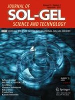 Journal of Sol-Gel Science and Technology 3/2012