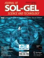 Journal of Sol-Gel Science and Technology 1/2013