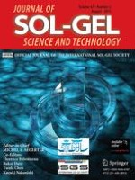 Journal of Sol-Gel Science and Technology 2/2013