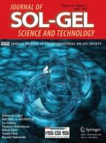 Journal of Sol-Gel Science and Technology 1/2014