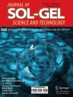 Journal of Sol-Gel Science and Technology 3/2014