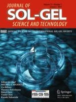 Journal of Sol-Gel Science and Technology 1/2015