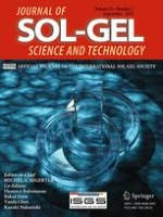 Journal of Sol-Gel Science and Technology 3/2015