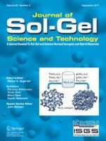 Journal of Sol-Gel Science and Technology 3/2017