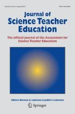 Journal of Science Teacher Education 1/2001