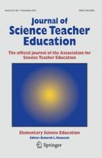 Journal of Science Teacher Education 7/2012