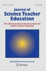 Journal of Science Teacher Education 3/2013