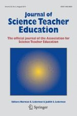 Journal of Science Teacher Education 5/2014