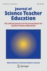 Journal of Science Teacher Education 7/2015
