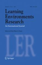 Learning Environments Research 1/2013