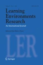 Learning Environments Research 1/2014