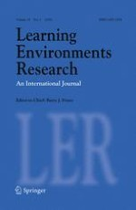 Learning Environments Research 1/2016