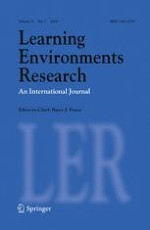 Learning Environments Research 3/2018