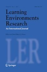 Learning Environments Research 1/2021