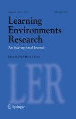 Learning Environments Research 2/2003