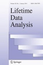 Lifetime Data Analysis 1/2014