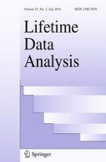 Lifetime Data Analysis 3/2016