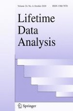 Lifetime Data Analysis 4/2018