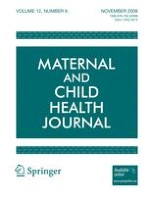 Maternal and Child Health Journal 6/2008