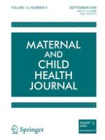 Maternal and Child Health Journal 5/2009