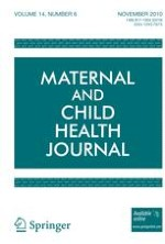 Maternal and Child Health Journal 6/2010