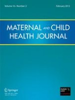 Maternal and Child Health Journal 2/2012