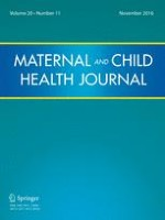 Maternal and Child Health Journal 11/2016