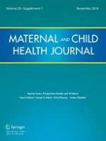 Maternal and Child Health Journal 1/2016