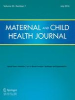 Maternal and Child Health Journal 7/2016