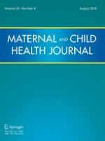 Maternal and Child Health Journal 8/2016
