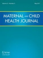 Maternal and Child Health Journal 5/2017