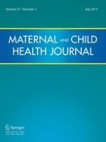 Maternal and Child Health Journal 7/2017