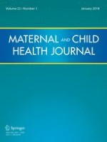 Maternal and Child Health Journal 1/2018
