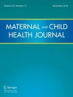 Maternal and Child Health Journal 11/2018