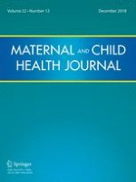 Maternal and Child Health Journal 12/2018