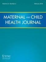 Maternal and Child Health Journal 2/2018