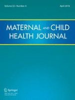 Maternal and Child Health Journal 4/2018