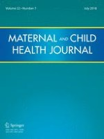 Maternal and Child Health Journal 7/2018