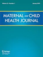 Maternal and Child Health Journal 1/2019