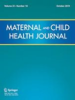 Maternal and Child Health Journal 10/2019