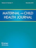 Maternal and Child Health Journal 11/2019