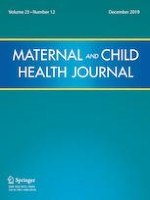 Maternal and Child Health Journal 12/2019