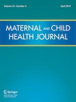 Maternal and Child Health Journal 4/2019