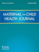 Maternal and Child Health Journal 9/2020