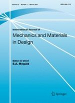 International Journal of Mechanics and Materials in Design 1/2016