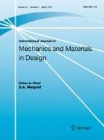 International Journal of Mechanics and Materials in Design 1/2017