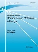 International Journal of Mechanics and Materials in Design 2/2017