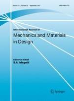 International Journal of Mechanics and Materials in Design 3/2017