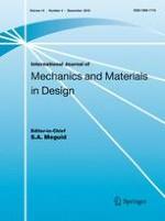 International Journal of Mechanics and Materials in Design 4/2018