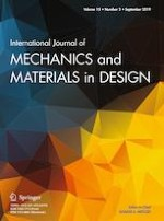 International Journal of Mechanics and Materials in Design 3/2019